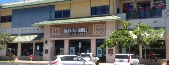 Barnes & Noble is one of Lieux qui ont plu à Explora.