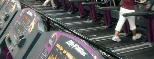 Planet Fitness is one of Tempat yang Disukai Tania.