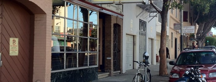 Pi Bar is one of The San Franciscans: Mission.