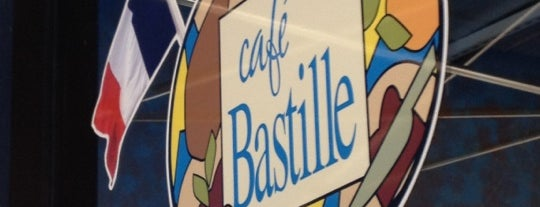 Cafe Bastille is one of Miami.