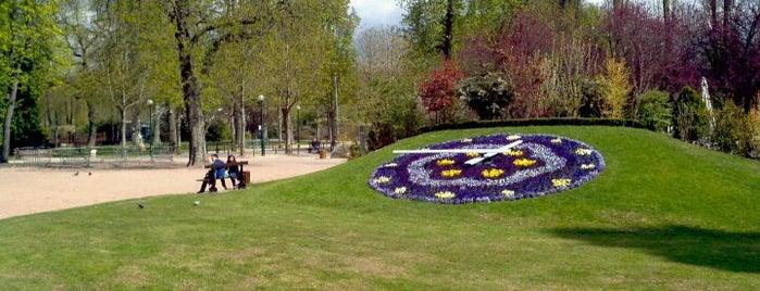 Parc de la Pépinière is one of France.