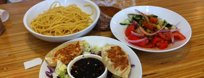 Noodles & Company is one of Orte, die Hiroshi ♛ gefallen.