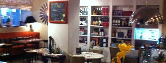 Gusto Italian Restaurant is one of ресто.
