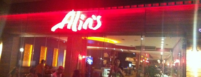 Alin's is one of Locais curtidos por SERHAT.