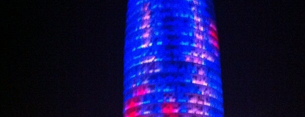 Torre Agbar is one of Barcelona Essentials.