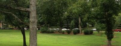 Dellwood Park is one of Tempat yang Disukai Grayson.