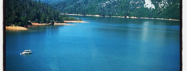 Lake Shasta is one of Tom's Liked Places.