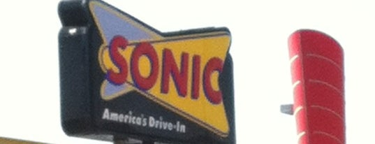 SONIC Drive In is one of Joe 님이 좋아한 장소.
