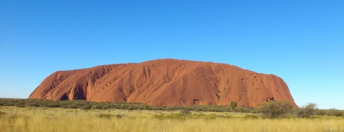 Uluru is one of BB / Bucket List.