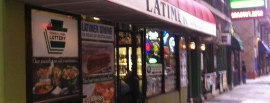 Latimer Deli is one of places to try.