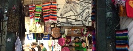 Unión De Artesanos De México is one of Tempat yang Disimpan Evelyn.
