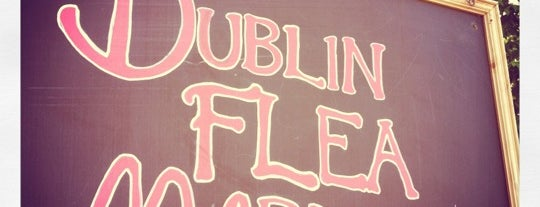 Dublin Flea Market is one of Dublin: Favourites & To Do.