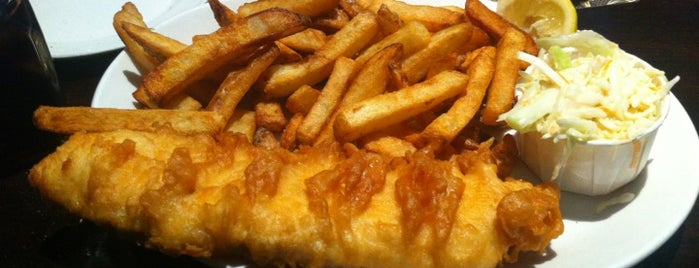Olde Yorke Fish & Chips is one of T.O..