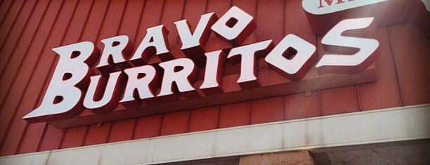Bravo Burritos Mexicatessen is one of Vegetarian Dining in Central MN.