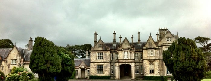 Muckross House is one of In Dublin's Fair City (& Beyond).