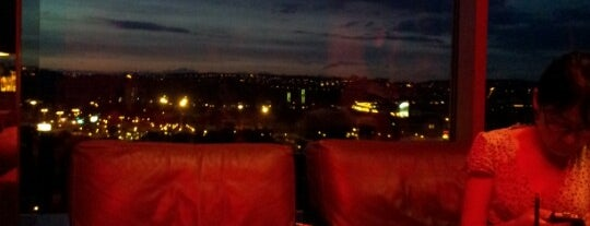 Cloud 9 Sky Bar & Lounge is one of To-Do in Prague I.