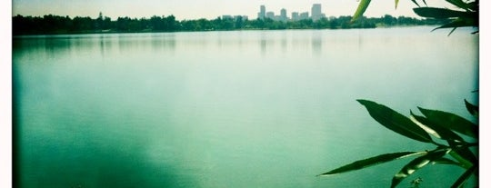 Sloan's Lake Park is one of Denver's Best Great Outdoors - 2012.