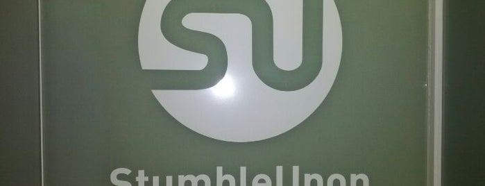 StumbleUpon is one of Silicon Valley Companies.