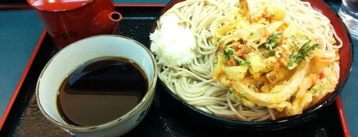 Komoro Soba is one of 新宿御苑前ランチ処(CP重視).