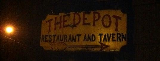 The Depot is one of สถานที่ที่ Sianna ถูกใจ.