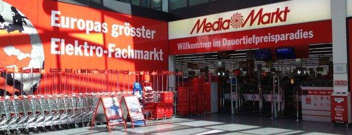 Mediamarkt is one of Posti che sono piaciuti a Federico.