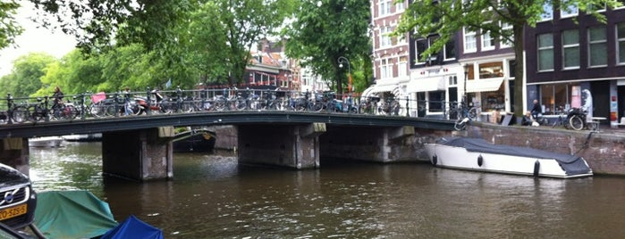 Pulitzer's Bar is one of Amsterdam.