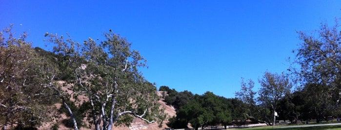 Toro Park is one of Salinas CA.