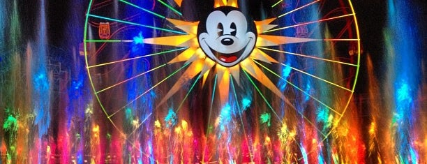World of Color is one of Places I Need To Visit Or Go Back To.