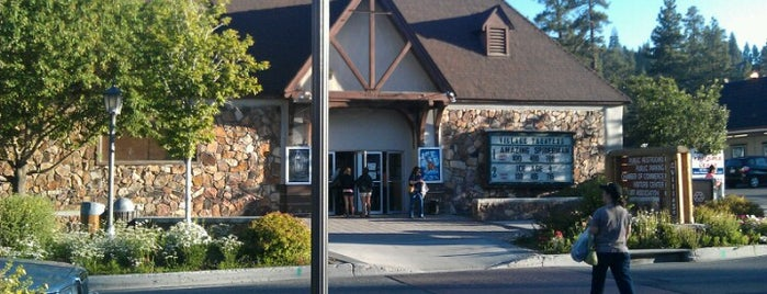 Village Theaters is one of Big Bear Lake (Anti-Zombie Survival).