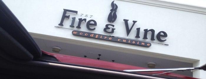 Fire & Vine is one of Hampton Roads Spots.