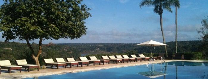 Panoramic Grand Iguazú is one of Hoteles donde estuve.