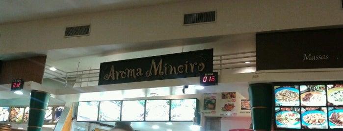 207c47aaa Aroma Mineiro is one of Shopping Crystal Plaza.
