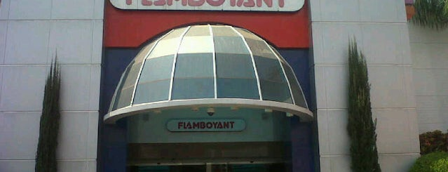Flamboyant Shopping is one of Favoritos em Goiânia.