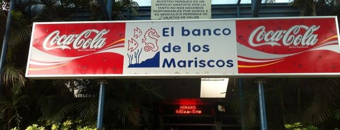 Banco de los Mariscos is one of Heredia.