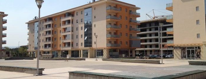 City Kvart is one of Locais curtidos por Senja.