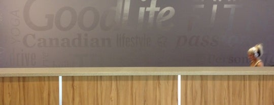 GoodLife Fitness Toronto 137 Yonge Street is one of Popular places.