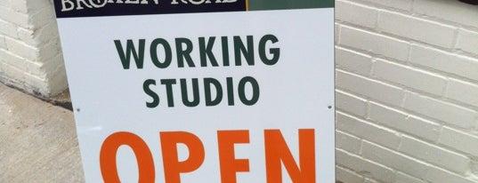 Broken Road Studio is one of Inspiring Arts.