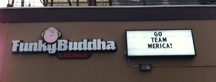 The Funky Buddha Lounge is one of Denver (Shayna Trip - On the list).