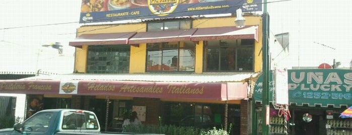 Mi Tierra is one of Desayunos cdmx.