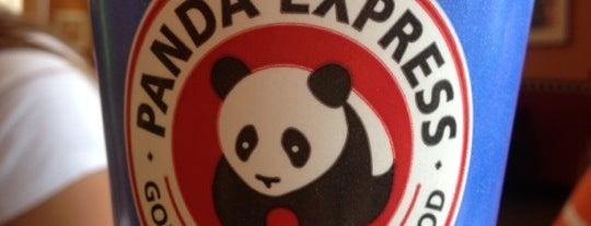Panda Express is one of Tempat yang Disukai Andrii.