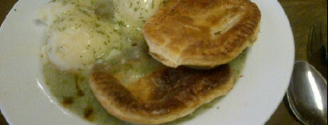 Cooke's Pie and Mash Shop is one of Pies.