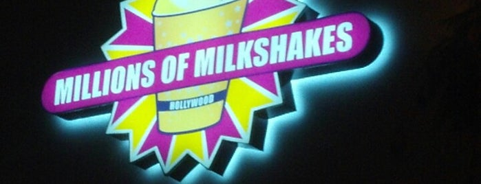 Millions of Milkshakes is one of Open Late.