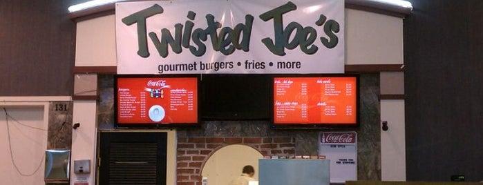 Twisted Joe's Gourmet Burgers is one of Food.