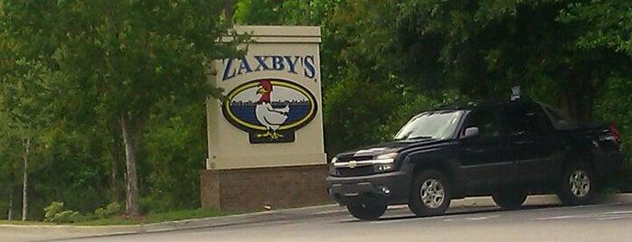 Zaxby's Chicken Fingers & Buffalo Wings is one of Jacksonville.