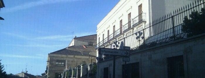 NH Palacio de Castellanos is one of Terrazas Salamanca.
