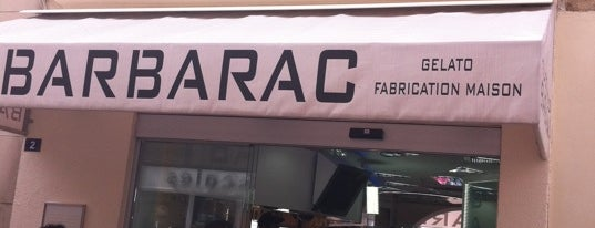 Barbarac is one of cote d'azur.