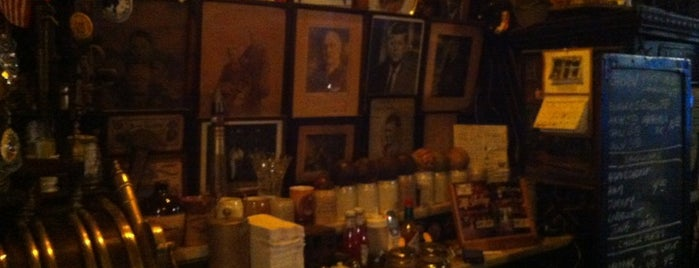 McSorley's Old Ale House is one of All-time favorites in United States (Part 1).