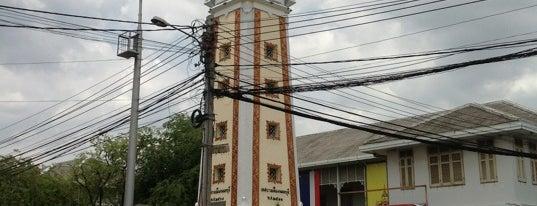 ตลาดสดเทศบาลนครนนทบุรี is one of Lieux qui ont plu à nong@Ik.