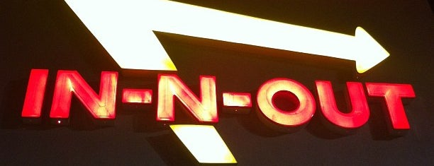In-N-Out Burger is one of Restaurants.