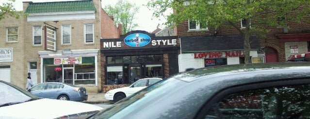 Nile Style Barbershop is one of Jamal 님이 좋아한 장소.